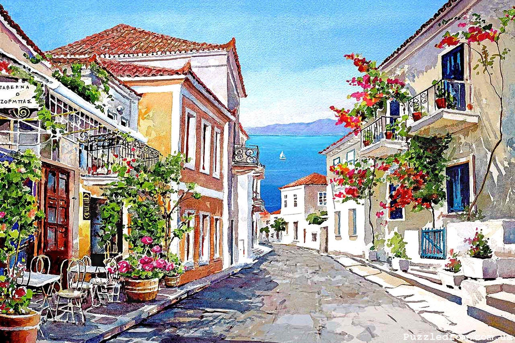 рисунок греция гуашью сайте также представлены